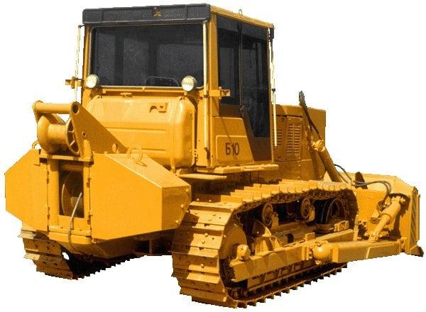 Бульдозер Б10М.0001-15B