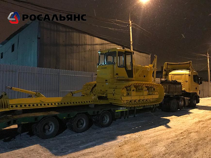 Бульдозер Б10МБ